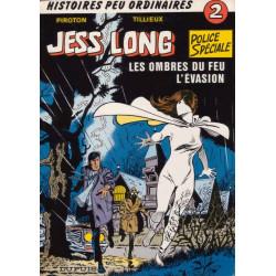 Jess Long (2) - Les ombres de feu - L'évasion
