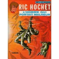 Ric Hochet (20) - L'homme qui portait malheur