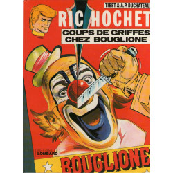 Ric Hochet (25) - Coups de griffes chez Bouglione