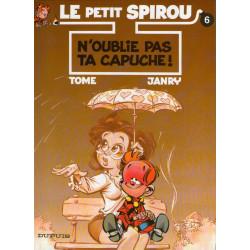 Le petit Spirou (6) - N'oublie pas ta capuche