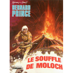Bernard Prince (10) - Le souffle du moloch