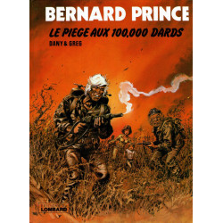 Bernard Prince (14) - Le piège aux 100.000 dards