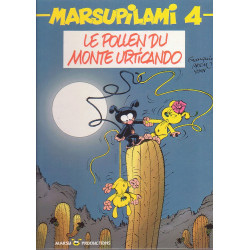 Marsupilami (4) - Le pollen du monte urticanto