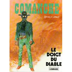 Comanche (7) - Le doigt du diable