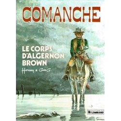 Comanche (10) - Le corps d'Algernon Brown