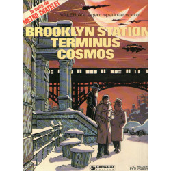 Valérian agent spatio-temporel (10) - Brooklyn station terminus cosmos