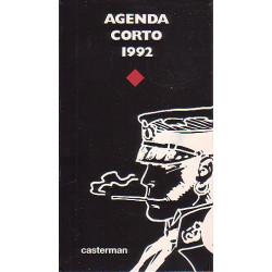 Agenda Corto Maltese 1992