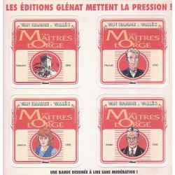 Les maîtres de l'orge (5) - Sous-bock Julienne (1950)
