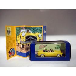 En voiture Tintin (16) - Voiture Bordure (Affaire Tournesol)