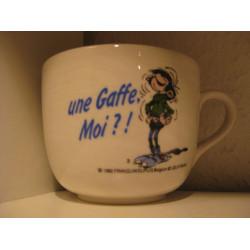 Tasse Gaston Lagaffe (3) - Une gaffe, Moi
