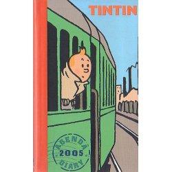 Agenda Tintin 2005
