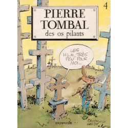 Pierre Tombal (4) - Des Os pilants