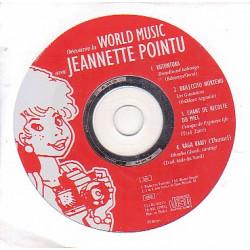 Jeannette Pointu (HC) - Découvre la world music