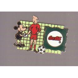 Pins - Tintin - Coca cola