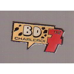 Pins - Charleroi BD