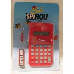 Spirou (HS) - Calculette Spirou