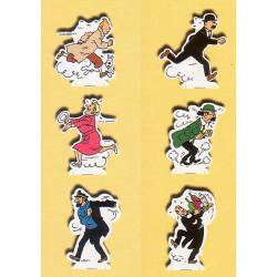 Tintin (HS) - Silhouettes