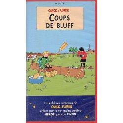 Quick et Flupke (HS) - Coups de bluff