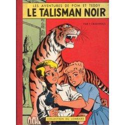 Pom et Teddy - Le talisman noir