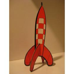 Tintin (HS) - Fusée lunaire