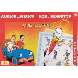 Bob et Bobette (HS) - Quiz éléctric Suske en Wiske