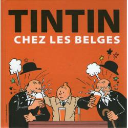 Tintin chez les Belges