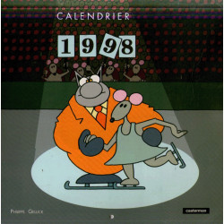 Calendrier - Le Chat (1998)