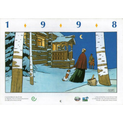 Calendrier 1998 - Eco consommation