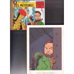 Blake et Mortimer (CD) - SOS météores