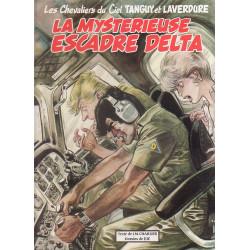 Tanguy et Laverdure (21) - La mystérieuse Escadre Delta