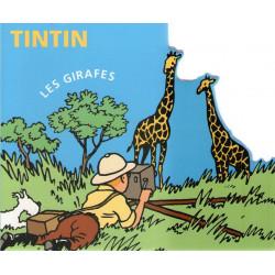 Tintin (HS) - Les girafes