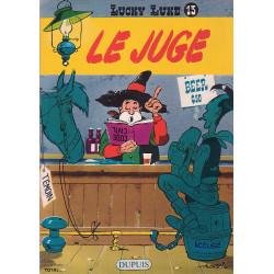 Lucky Luke (HC) - Le juge
