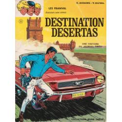 Les Franval - Chasseurs sans armes (4) - Destination Désertas