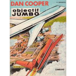 Dan Cooper (21) - Objectif Jumbo