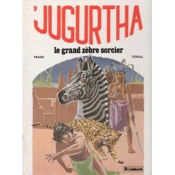 Jugurtha (9) - Le grand zèbre sorcier