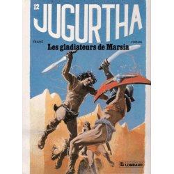 Jugurtha (12) - Les gladiateurs de Marsia