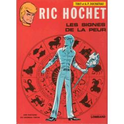 Ric Hochet (19) - Les signes de la peur
