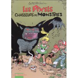 Les pixels (1) - Chasseurs de monstres