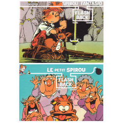 Spirou et Fantasio (HC) - Flash back