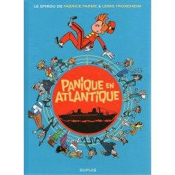 Une aventure de Spirou et fantasio (6) - Panique en Atlantique