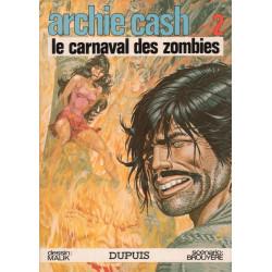 Archie Cash (2) - Le carnaval des zombies