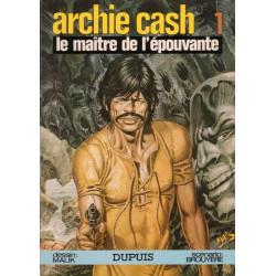 Archie Cash (1) - Le maître de l'épouvante
