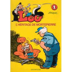 Lou (1) - L'héritage de Mortepierre