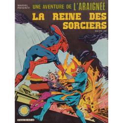Spiderman (18) - La reine des sorciers