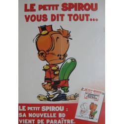 Le petit Spirou vous dit tout