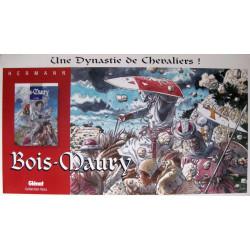 Les tours de Bois Maury - Une dynastie de chevaliers