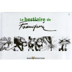 Le bestiaire de Franquin (1)