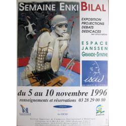 Exposition Espace Janssen - Semaine Enki Bilal