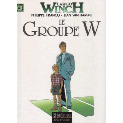 Largo Winch (2) - Le groupe W