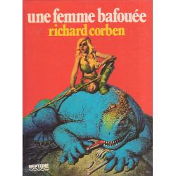 Richard Corben - Une femme bafouée